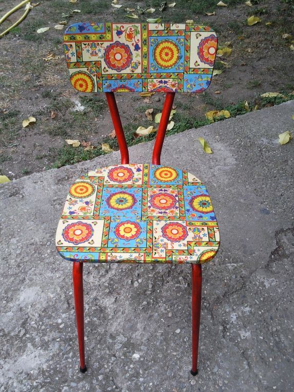 Album - Chaises,Malle &amp&#x3B; commodes