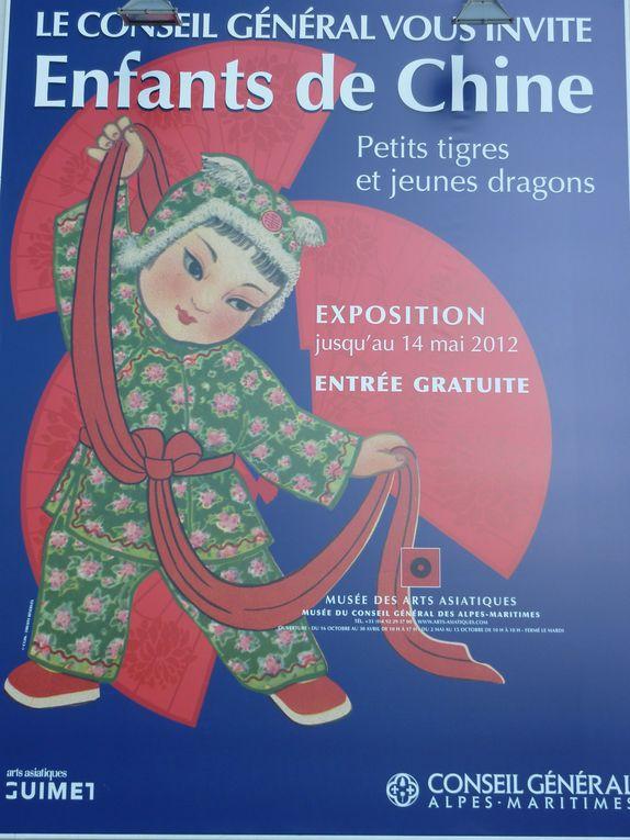 Album - Enfants-de-Chine-Musee-Nice