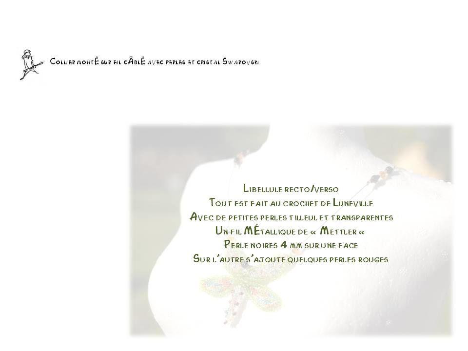 Album - Mes premières créations...libellule, papillon.