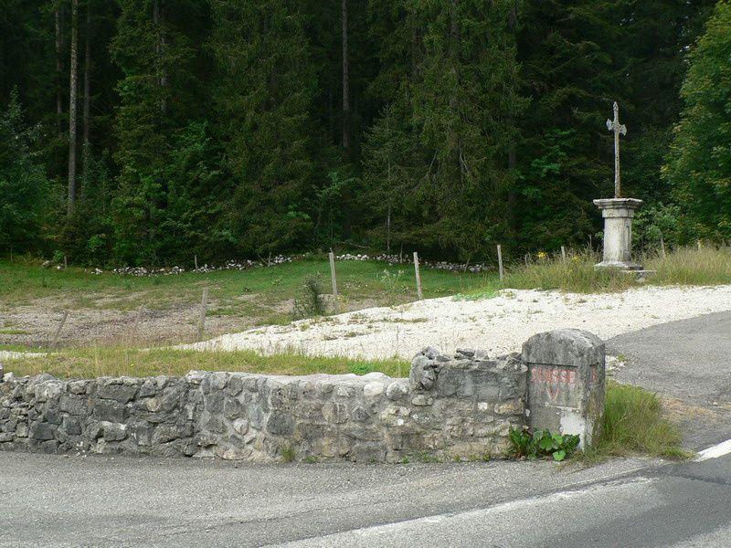 Visite en images du circuit au départ des Fourgs (département du Doubs)Photos : le marc
