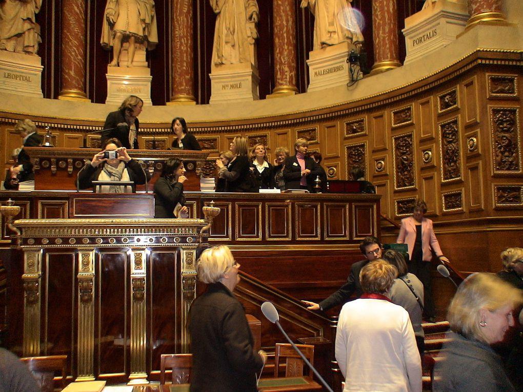 Journée du 26 janvier 2010 au Sénat