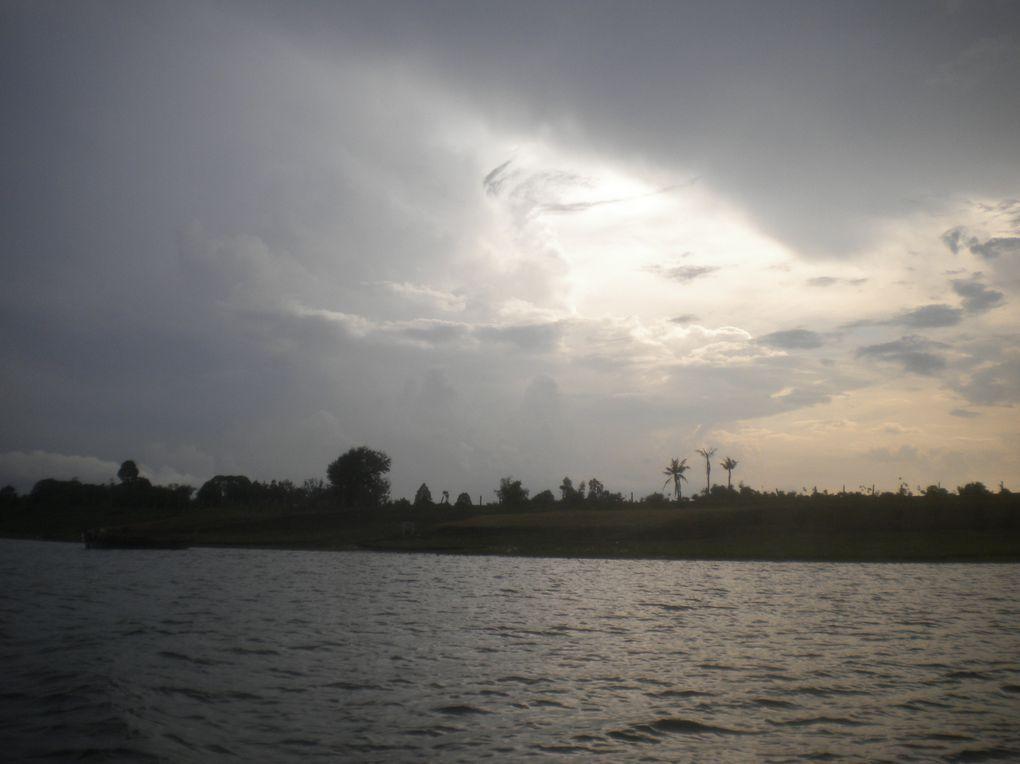 du delta du Mékong à Battambang en passant par Phnom Penh, Kep, Kampot, Takéo, Kompong Chhnang
