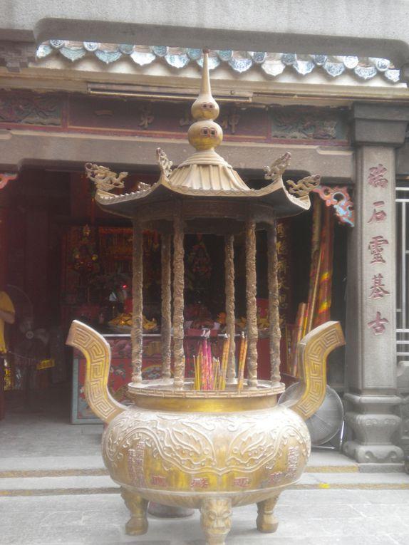 Hong-Kong, Macao, Guandong, Guanxi : de Hong-Kong à Yangshuo en passant par Macao, Guanzhou, Wuzhou, Guilin