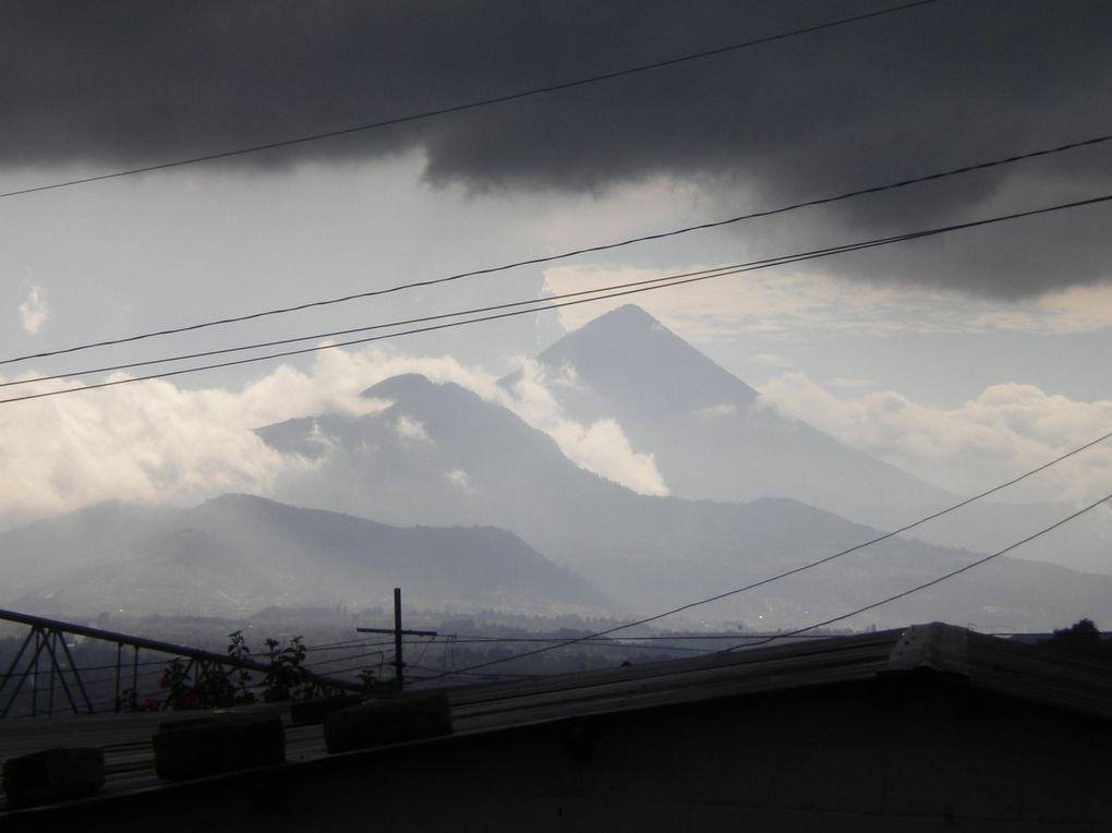 Sacatepequez, Quetzaltenango, Verapaz, Petén