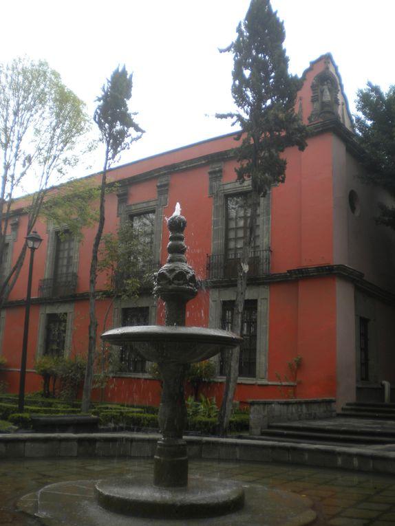 Chiapas, Oaxaca, Puebla, Mexico DF
