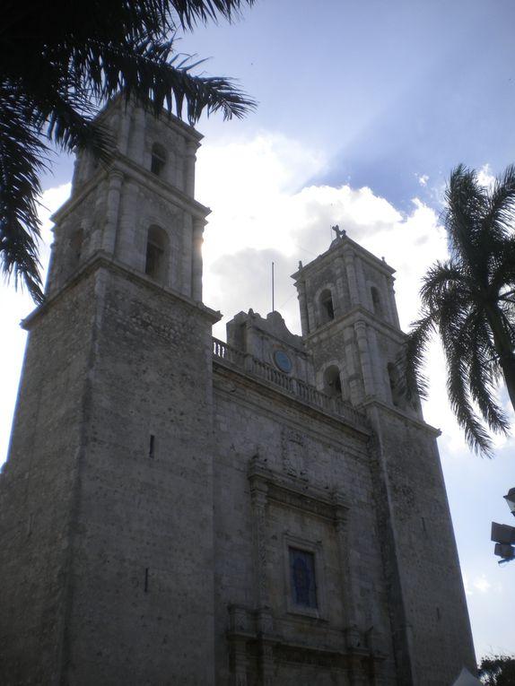 Yucatan, Campeche, Chiapas