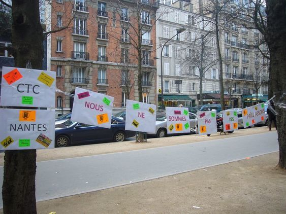 Album - Rassemblement  PIC-CTC 21 Janvier 2011