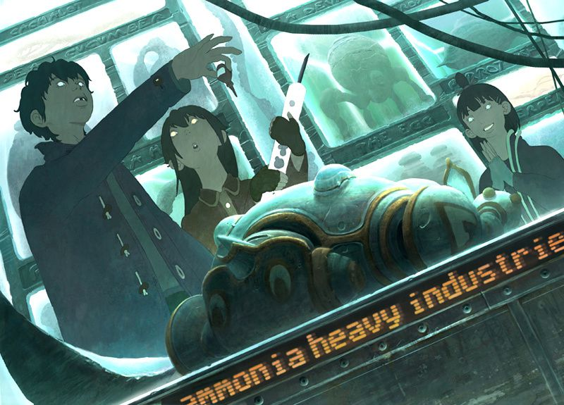 Album - Ammonia-Tashiro-Hokekyo