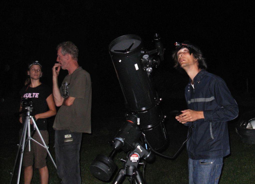 Veillée sous les étoiles de Flassans16 juillet 2010