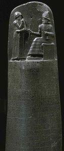 Illustrations de l'histoire des mathématiques babyloniennes