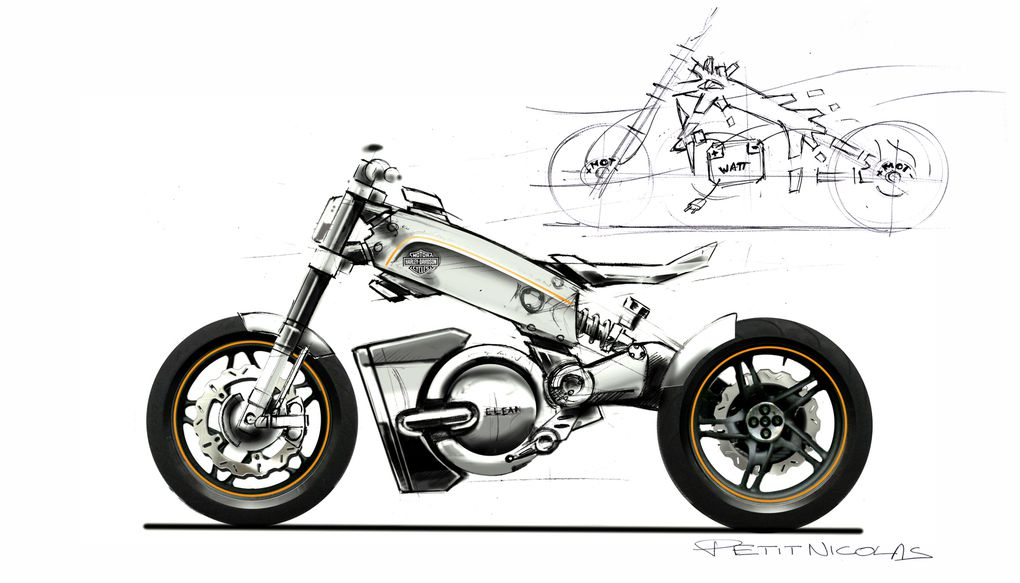 Album - Trunk-Harley-Davison-Electric-Concept