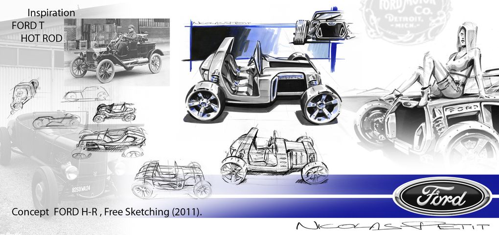 Album - ford-hot-rod-concept