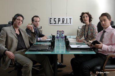 """""""E-S-P-R-I-T"""", court-métrage de Julien Beaunay, Prix Paris Jeunes talents"""