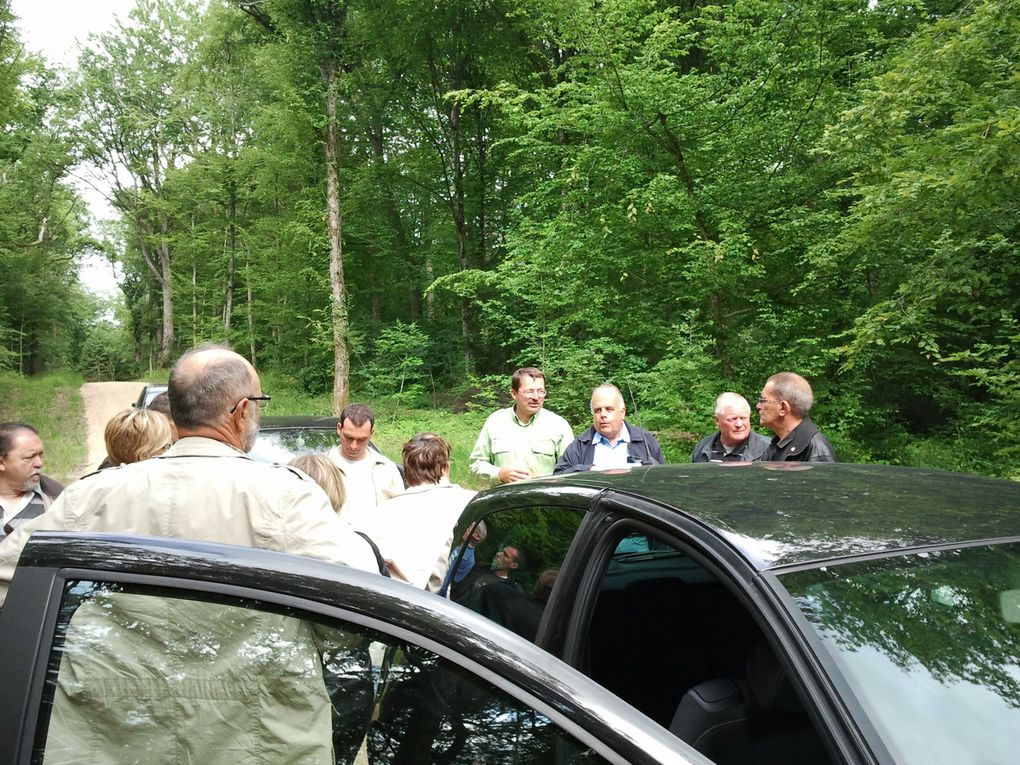 Album - Inauguration-routes-forestieres