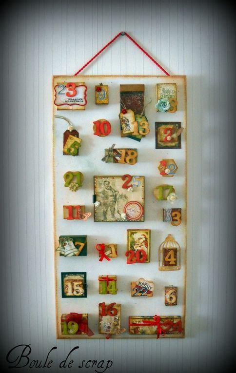 Créations de Noel 2011