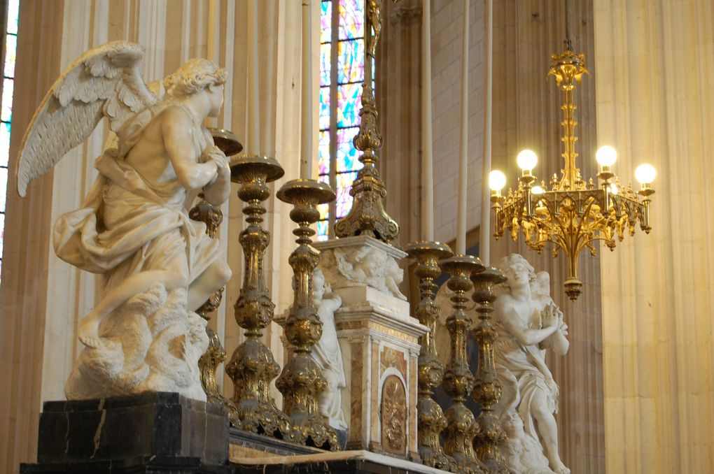 Album - visite 2 : cathédrale du 12/05/2009