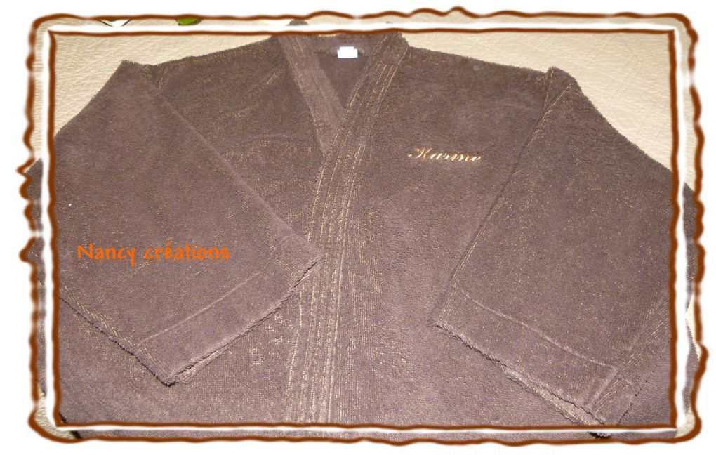 Album - Broderie machine suit