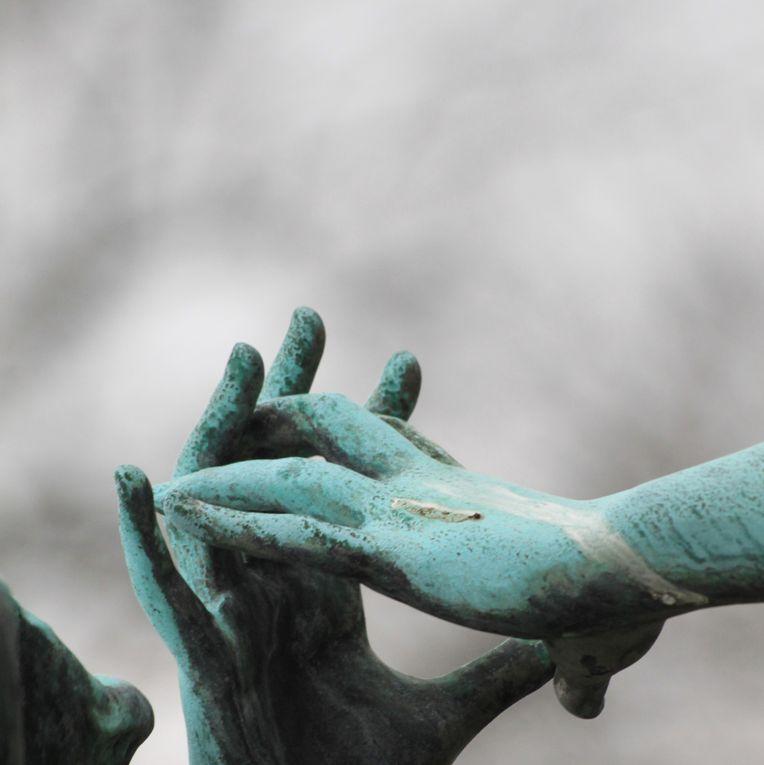 Musée de sculptures en plein air d'Anvers. gratuit, immense et merveilleux à toutes saisons...A visiter sans modération