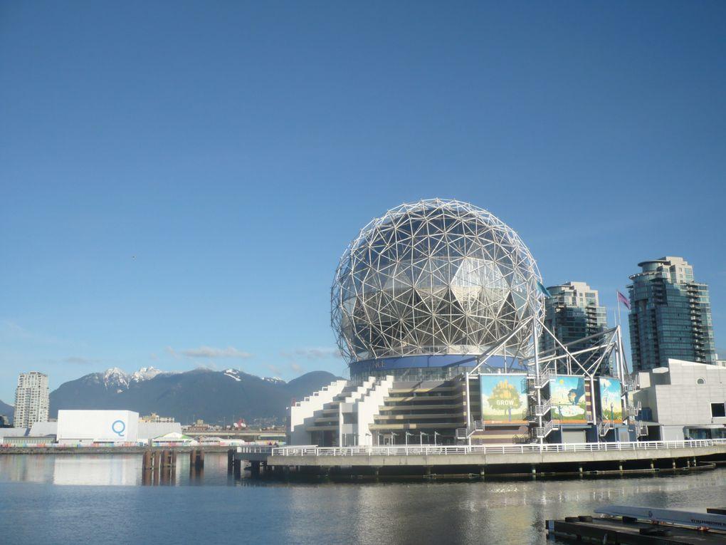 Village des athlètes Vancouver