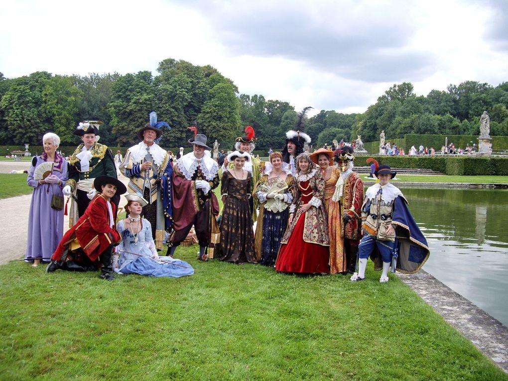 Journée grand siècle le 21 juin 2009