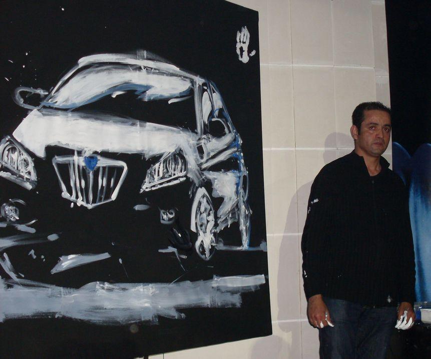 Delta, la renaissance de Lancia. FIAT GROUP AUTOMOBILES MAROC a présenté la nouvelle Lancia Delta au Hayatt Regency de Casablanca le 27 avril 2009.