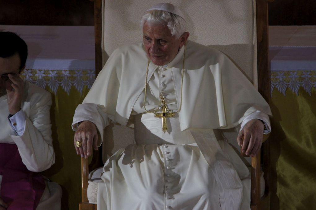 Visite du Pape Benoît XVI au Bénin
