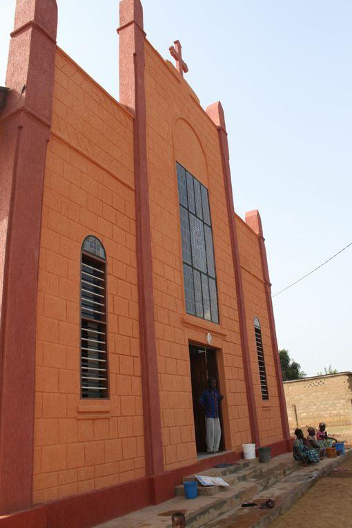 Activités de la paroisse Sainte Famille de Hanyigba Duga dans le diocèse de Kpalimé