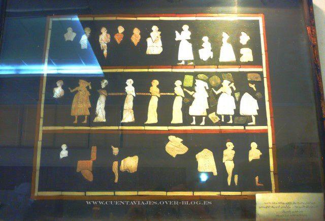 Aquellas joyas de Palmyra y el museo-alepo