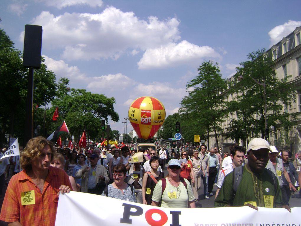Manifestation du 05 Juin 2010
