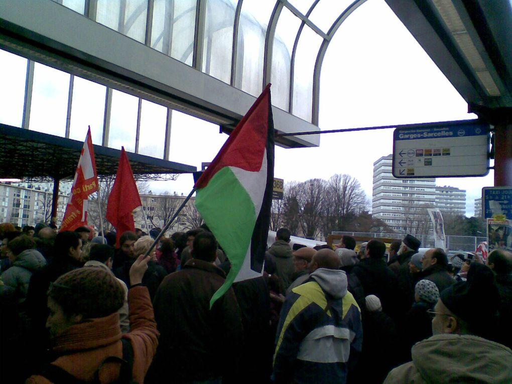 Album - Solidarite avec les palestiniens