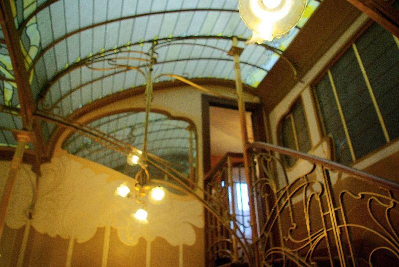 Quelques photographies de notre visite en février 2009 :Le musée Horta, où vécut un des pères de l'art nouveau, le musée des instruments de musique (MIM), le Centre belge de la BD, l'Hôtel Tassel, l'Hôtel Solvay, et beaucoup d'autres encore.