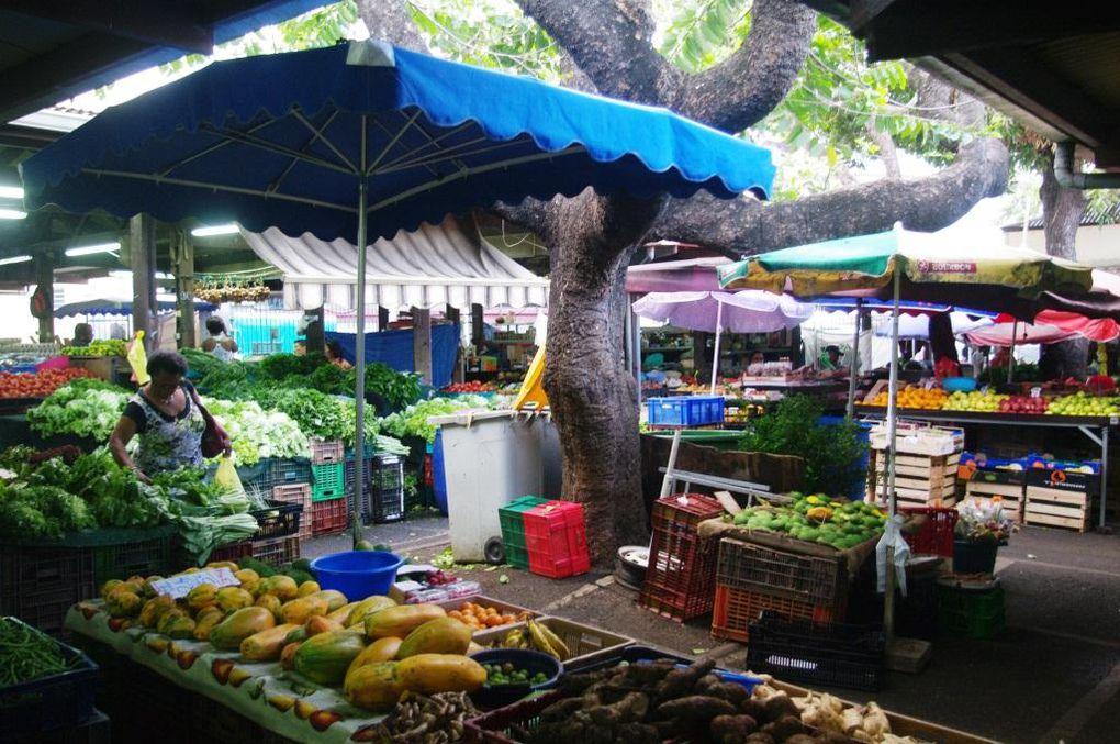 Quelques images d'un voyage à la Réunion en octobre 2012