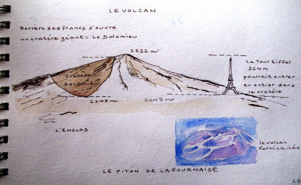 Carnet de voyage séjour sur l'Ile de la Réunion du 10 au 30 octobre 2012