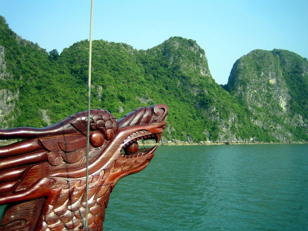 Voici quelques images de notre voyage au Vietnam en 2008.Merci à Binh, notre guide