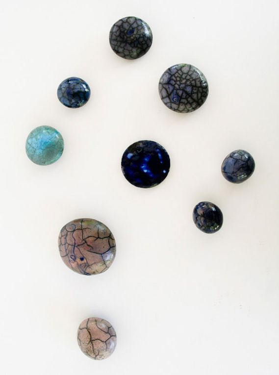 Un aperçu de nos créations céramiques RAKU