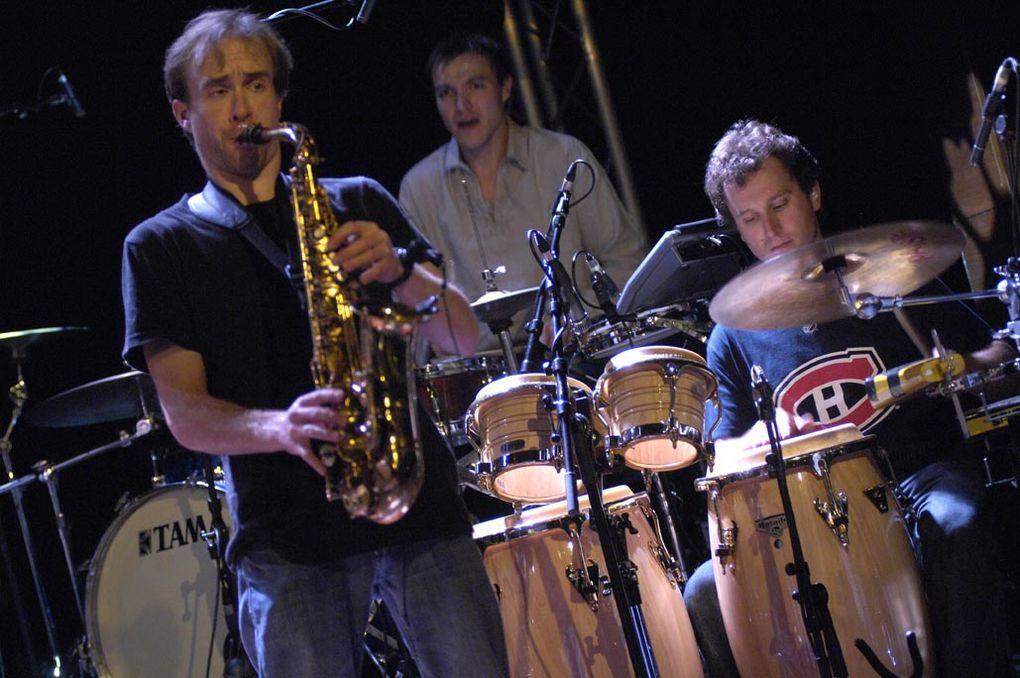 Album - Derniers preparatifs concert Poitou Charentes