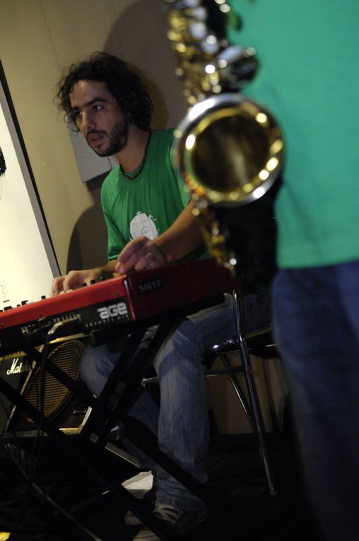 Album - Jazz Combo Box Boquebiere a Sherbrooke