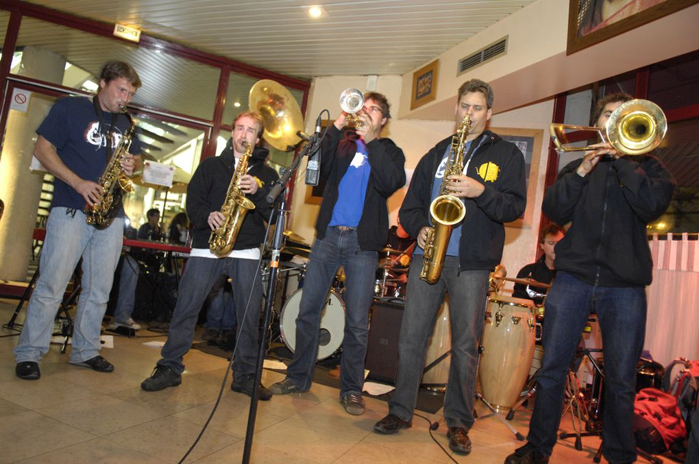 Album - Jazz Combo Box L'entracte Niort