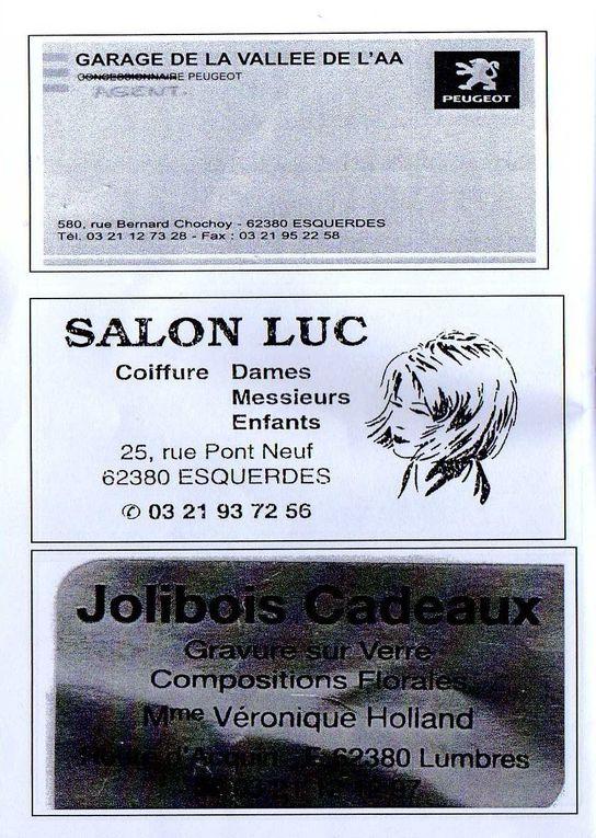 Album - Sponsors-foulee-2009