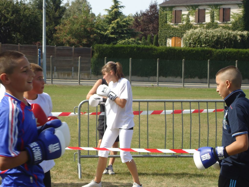 "Photos ""Faites du sport!"" - 4 septembre 2010"