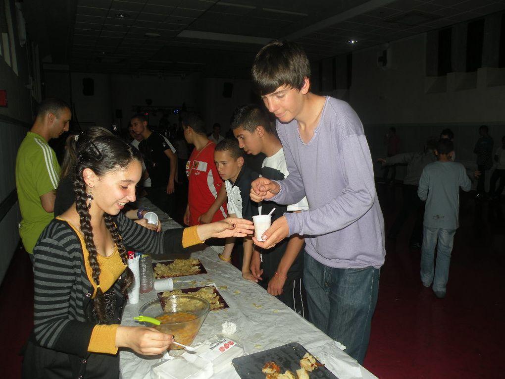 Images de la soirée festive du 25 mai 2012