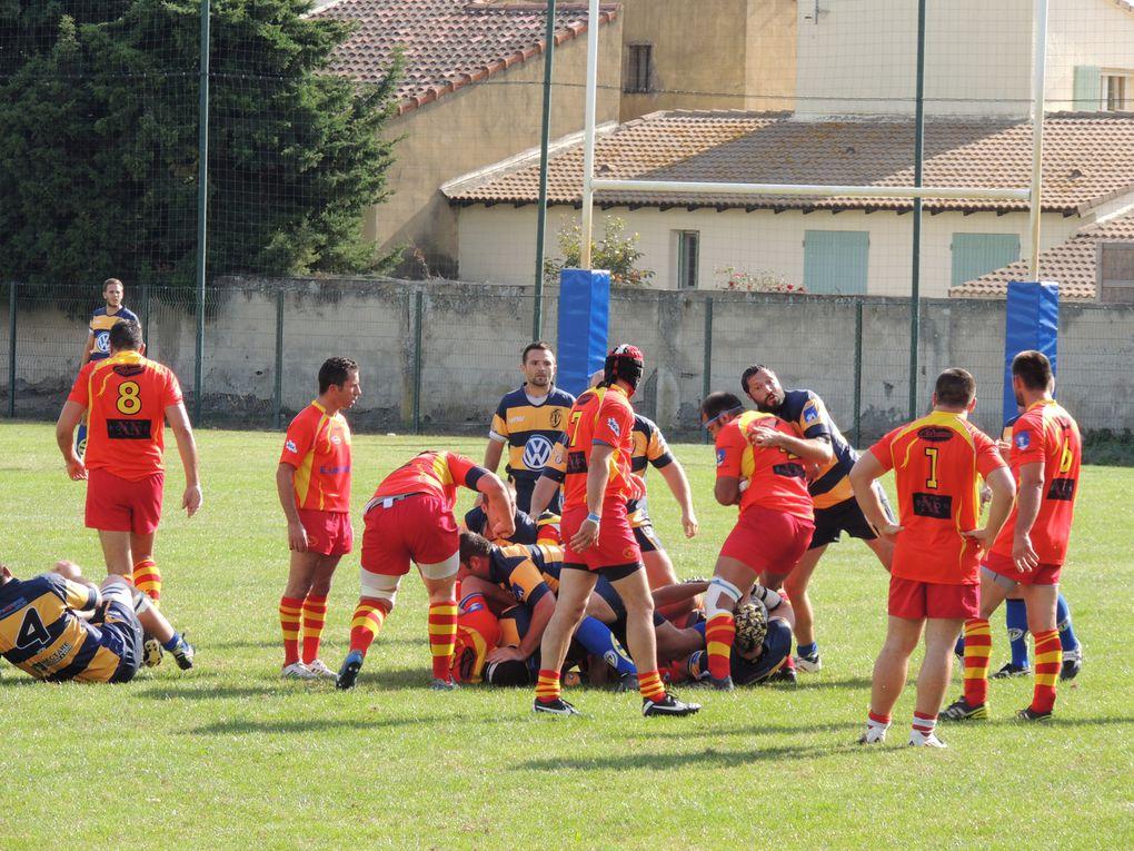 photo du match contre st sat le 13/10/2013