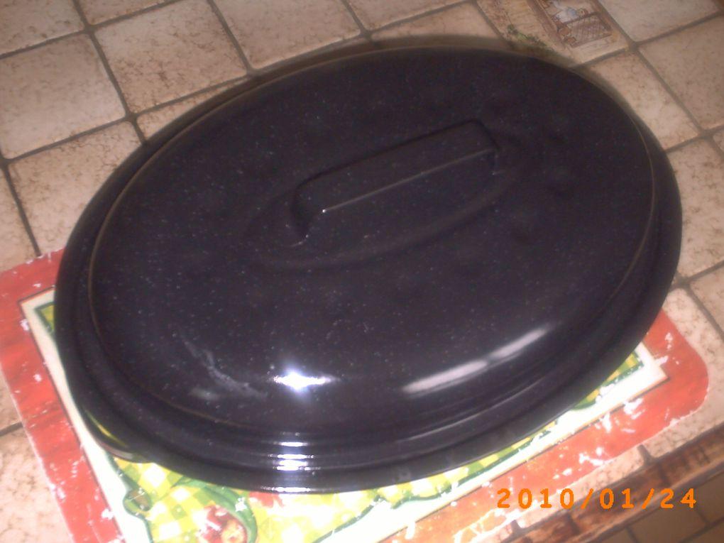 photos recettes prises depuis le 14 janvier 2010 jusqu'au 19 février 2010.