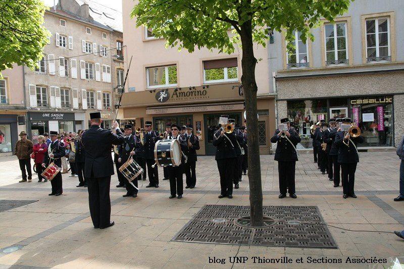 Album - 2011-section-Thionville-Bapteme-nouveau-Drapeau