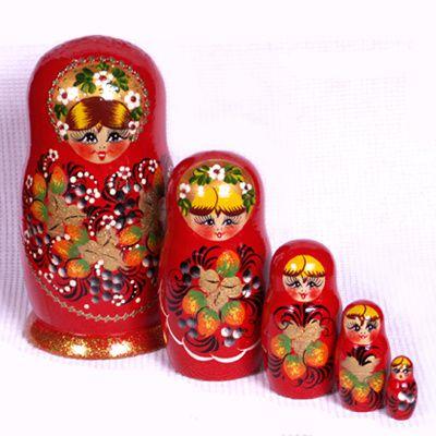 Album - Matriochka-russe