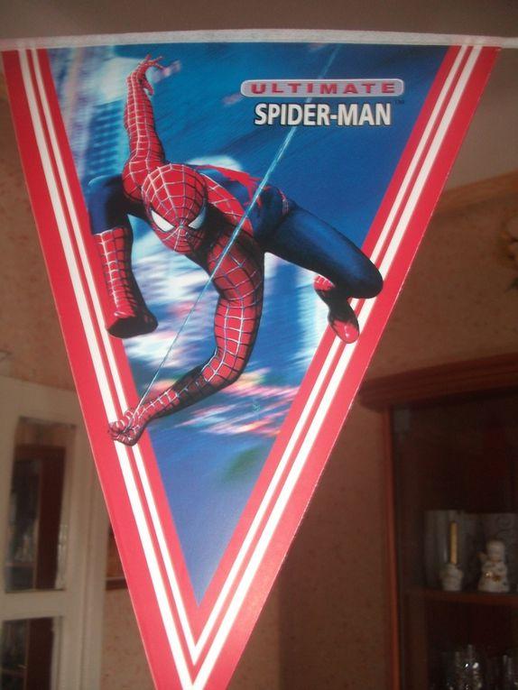 Album - Table Spiderman