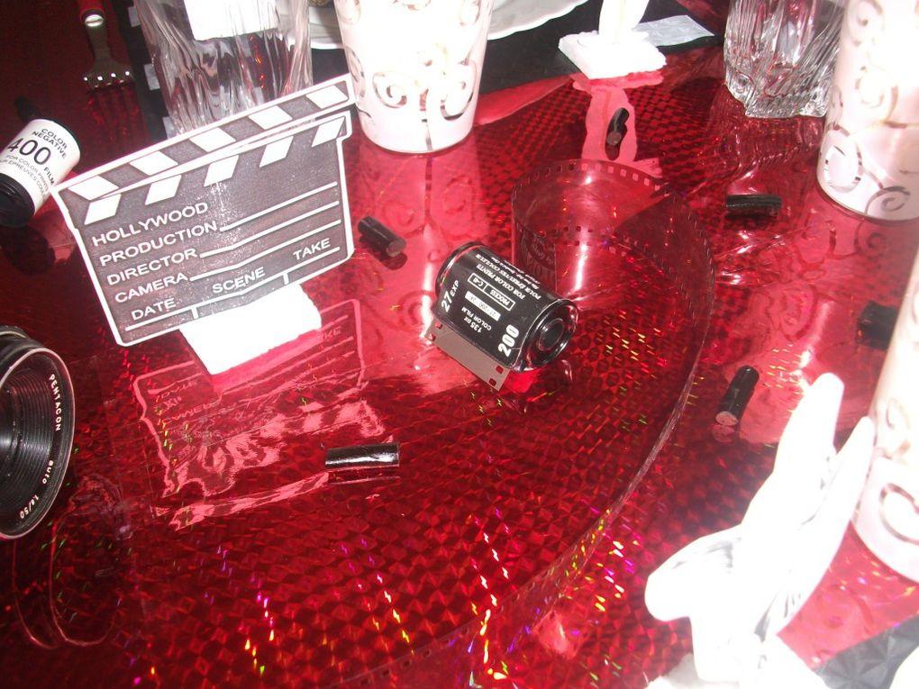 Album - Table Cinema/Hollywood