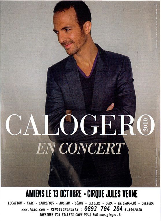 Album - Calogero