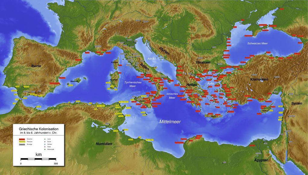 Album - Grèce ancienne