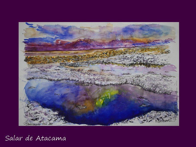 Album - Aquarelle
